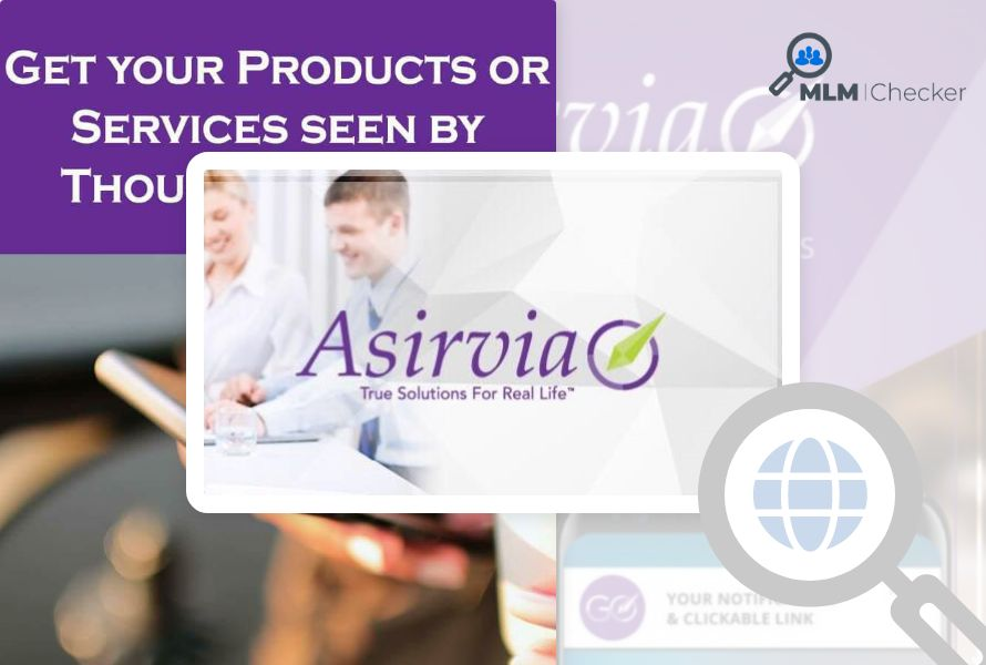 Asirvia MLM Review