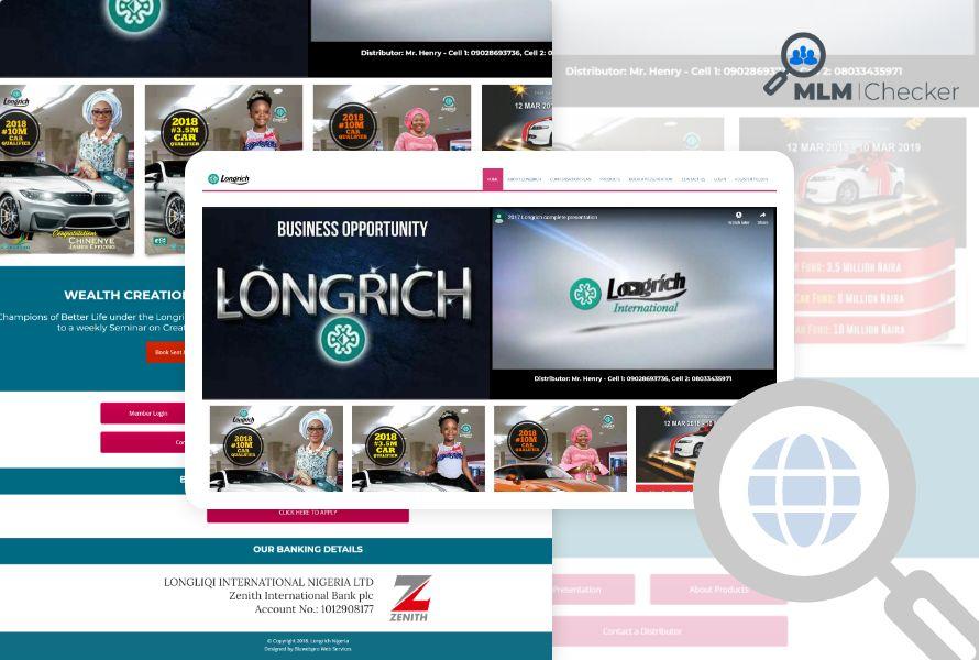 Longrich MLM Review