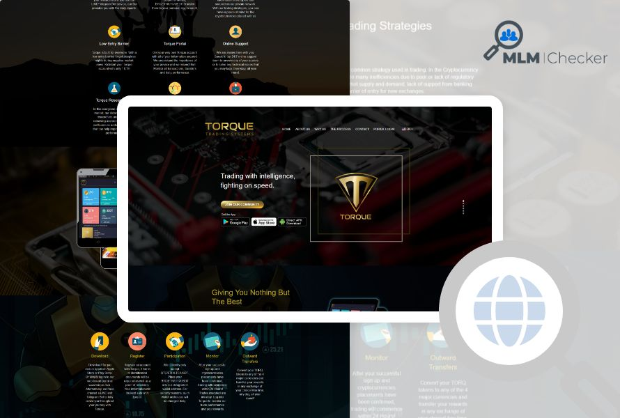 Torque Trading Review MLM
